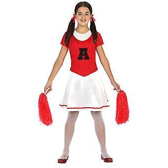 Trajes de los niños vestido de Cheerleader para niñas