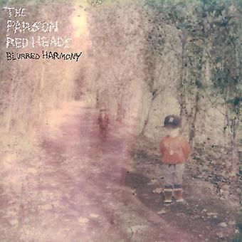 Parson røde hoveder - sløret harmoni [Vinyl] USA import
