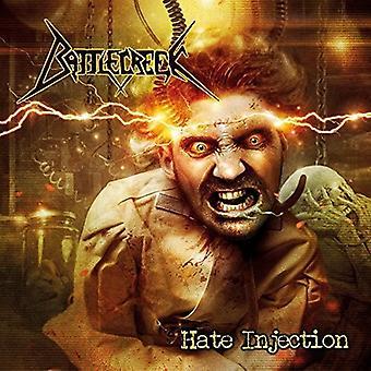 Battlecreek - hader indsprøjtning [CD] USA importerer