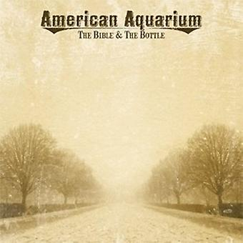 Amerikanske akvarium - Bibelen & flaske [CD] USA importerer