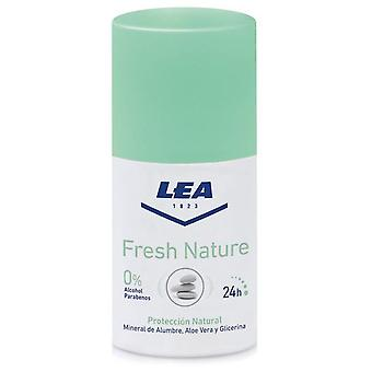Lea Fresh Nature Alum Unisex Deo Roll On (Femme , Soins , Soin Corporel , Déodorants)