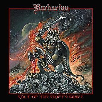 Barbarian - dyrkelsen af den tomme grav [CD] USA importerer
