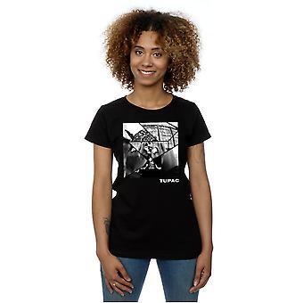 2Pac Women's Broken Up T-Shirt