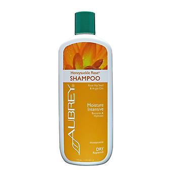 Aubrey Organics, Honeysuckle Rose Shampoo, 325ml