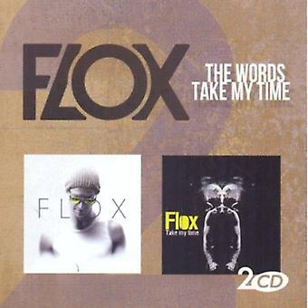 Flox - Words/Take My Time [CD] USA import
