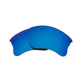 Half Jacket 2.0 Replacement Lenses Black & Blue by SEEK fits OAKLEY Sunglasses