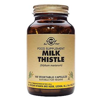 Solgar, Full Potency Milk Thistle Vegetable Capsules, 100