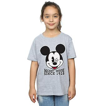 Disney Girls Mickey Mouse Since 1928 T-Shirt