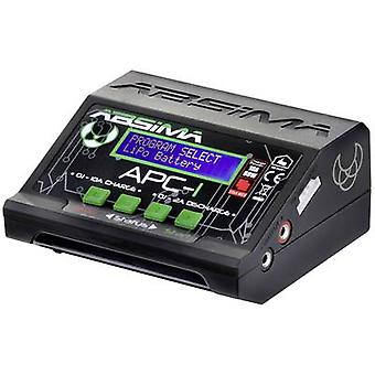 Scale model multifunction charger 12 V, 230 V 10 A Absima APC-1