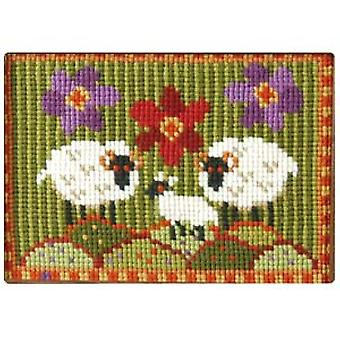 Wee tre sauer Needlepoint Kit