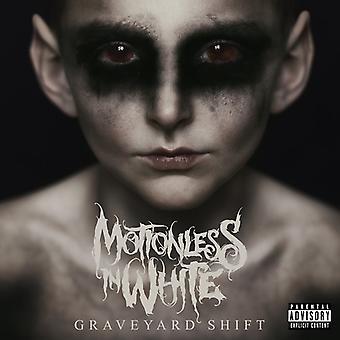 Motionless in White - Graveyard Shift [CD] USA import