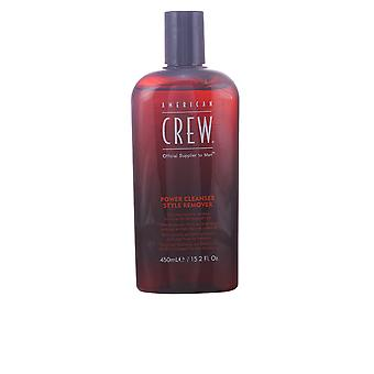 American Crew Power Cleanser stil Remover schampo 450ml Unisex ny