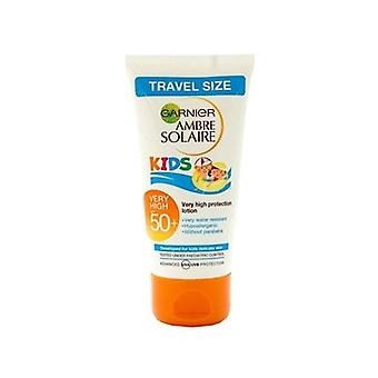 Garnier Ambre Solaire Kids Lotion SPF50 Travel Size