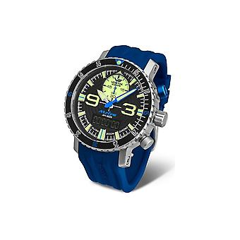 Vostok Europe watch Mriya 2 multifunctional chronograph 9516-5555249