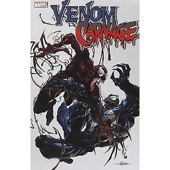 Venom Vs. Carnage par Peter Milligan