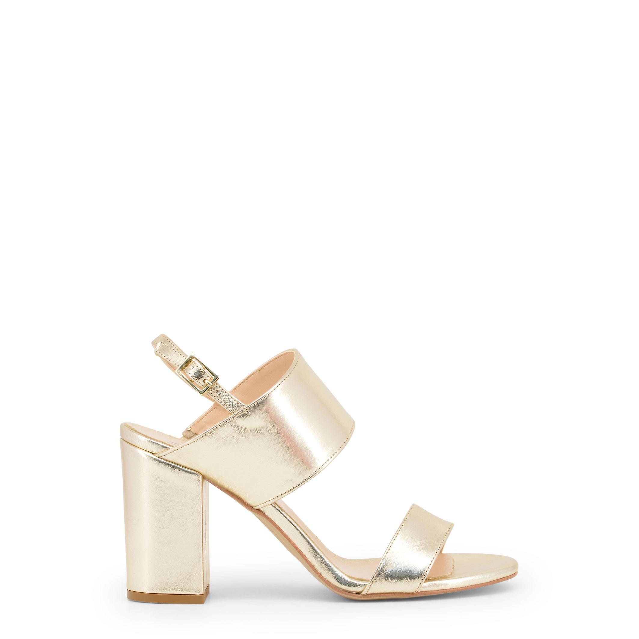 Made in Italia Women Sandals Yellow