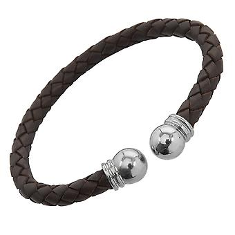 Burgmeister Leather bangle, JBM4027-769