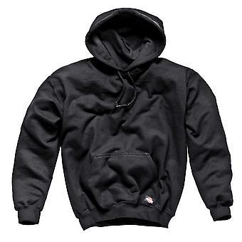 Dickies Mens arbetskläder Hooded Sweatshirt svart SH11300B