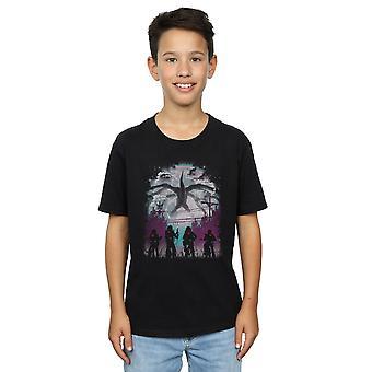 Vincent Trinidad Boys There's Something Strange T-Shirt