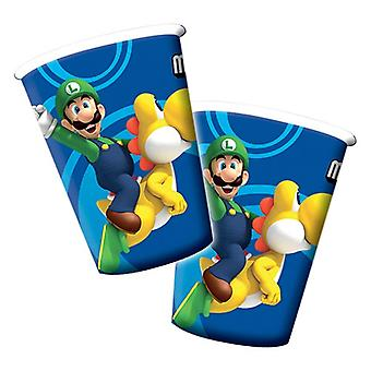 Super Mario Brothers Cups