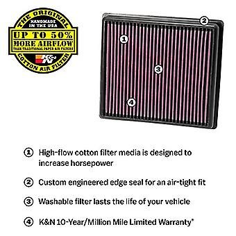 K&N SU-2497 Replacement Air Filter