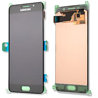 Display LCD completo set GH97-18250 B nero per Samsung Galaxy A5 A510F 2016
