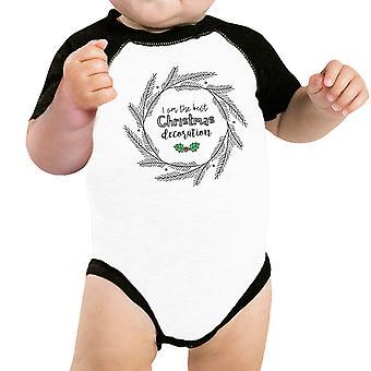 Ik ben de beste Kerstmis decoratie schattig grafische Pet Shirt kleine honden