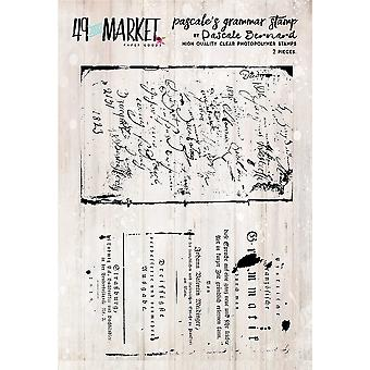 49 And Market Clear Stamps 3