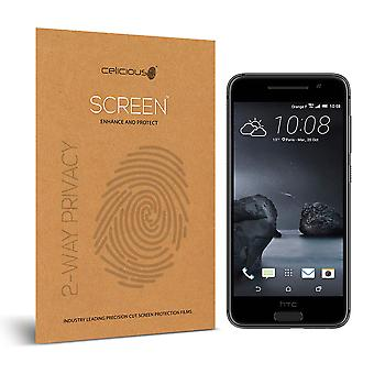 Celicious Privacy 2-Way Visual Black Out Screen Protector for HTC One A9