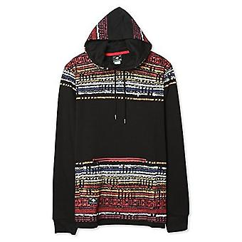 LRG Mass Appeal Pullover Hoodie Black