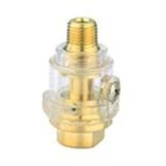 Pneumatic oil-mist lubricator Einhell R1/4