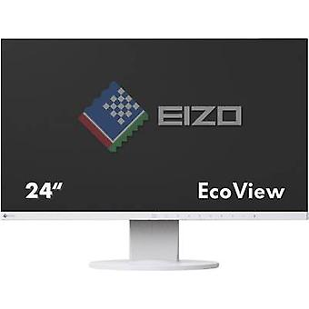 EIZO EV2450-WT LED 60.5 cm (23.8 ) EEC A+ (A+ - F) 1920 x 1080 pix Full HD 5 ms DVI, USB, VGA, HDMI™, DisplayPort, Audio 5.1 (3.5 mm jack) IPS LED