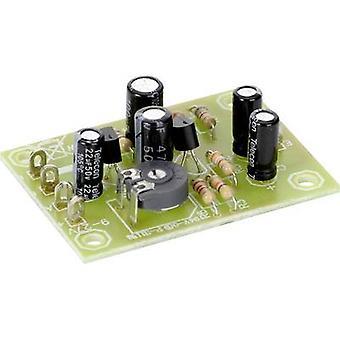 Pre-amp monteringssett Conrad komponenter 9 Vdc, 12 Vdc, 24 Vdc