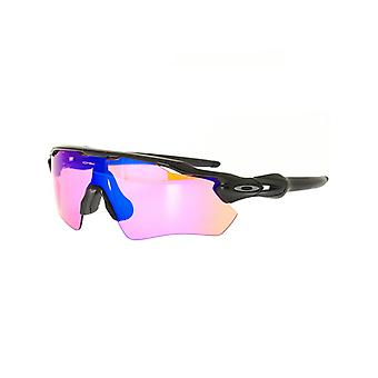 Oakley Polished Black - Prizm Trail Radar EV - Path Sunglasses