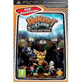 Ratchet & Clank Size Matters [Essentials] PSP Game
