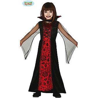 Kostium dziewczyna wampira kostiumy dla dzieci