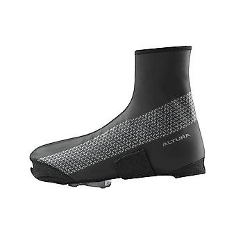 Altura Black 2018 Nightvision 4 Cycling Overshoe
