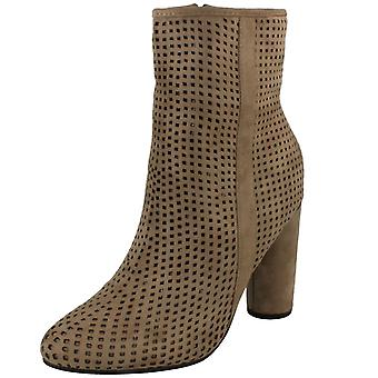 Ladies Spot On Boots F50699