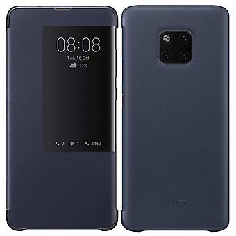 Huawei smart view flip cover Blau protective cover case for mate 20 Pro bag flip cover case
