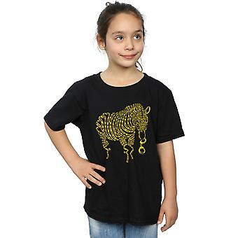 Drewbacca Girls Police Horse T-Shirt