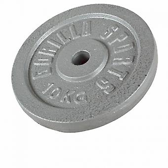 Gewicht 10 Kg Gusseisen-Scheibe