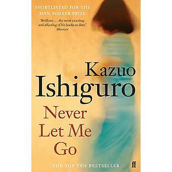 Nunca Me dejaron ir (principal) de Kazuo Ishiguro - libro 9780571258093