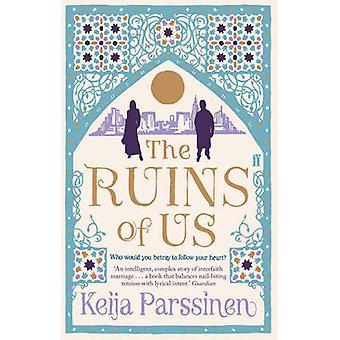 As ruínas dos E.U. - um romance de Keija Parssinen - livro 9780571282180