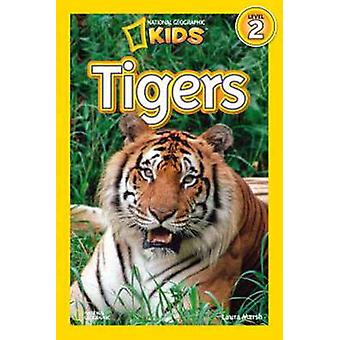 Tigers by Laura Marsh - 9781426309113 Book