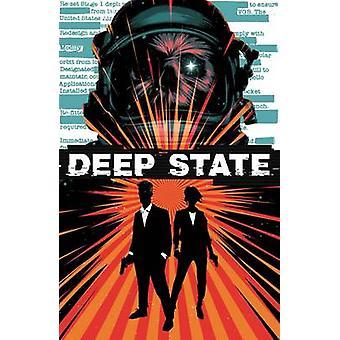 Deep State Vol. 1 by Justin Jordan - 9781608864928 Book