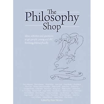 The Philosophy Foundation - The Philosophy Shop - Ideas - Activities an