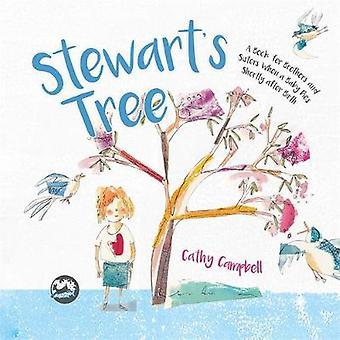 Árvore de Stewart - um livro para irmãos e irmãs, quando um bebê morre Shor