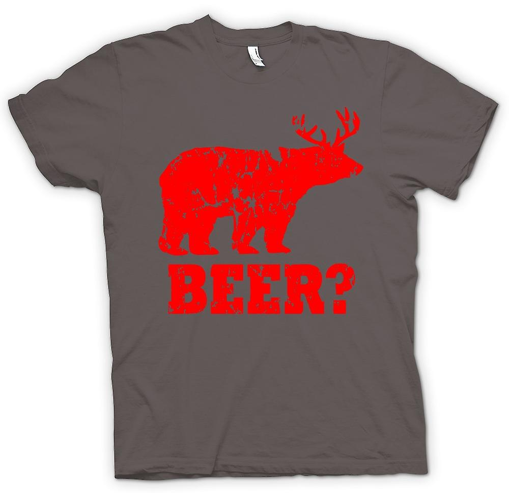Womens T-shirt - Beer - Funny
