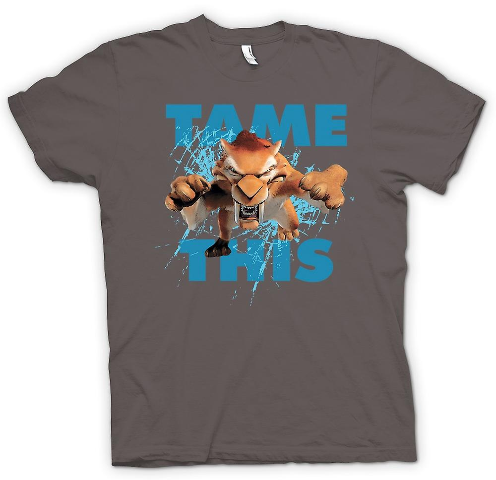 Mens T-shirt - Ice Age - Diego Tame This