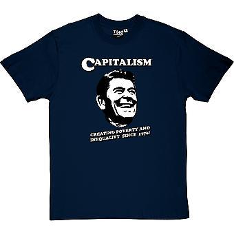 Kapitalismus Herren T-Shirt